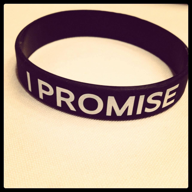 «I promise»